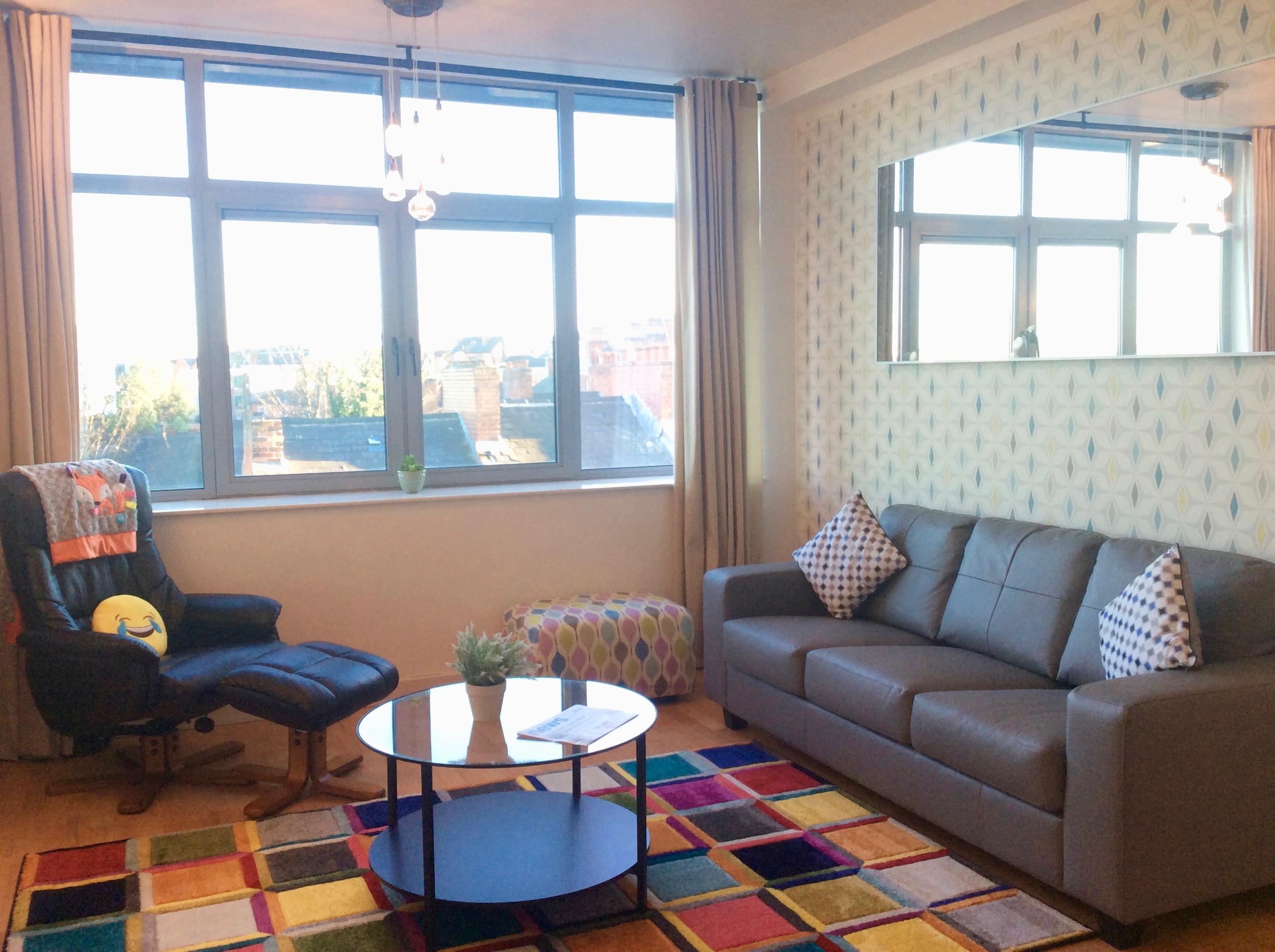 Student flats nottingham portland square for Living room 6 portland