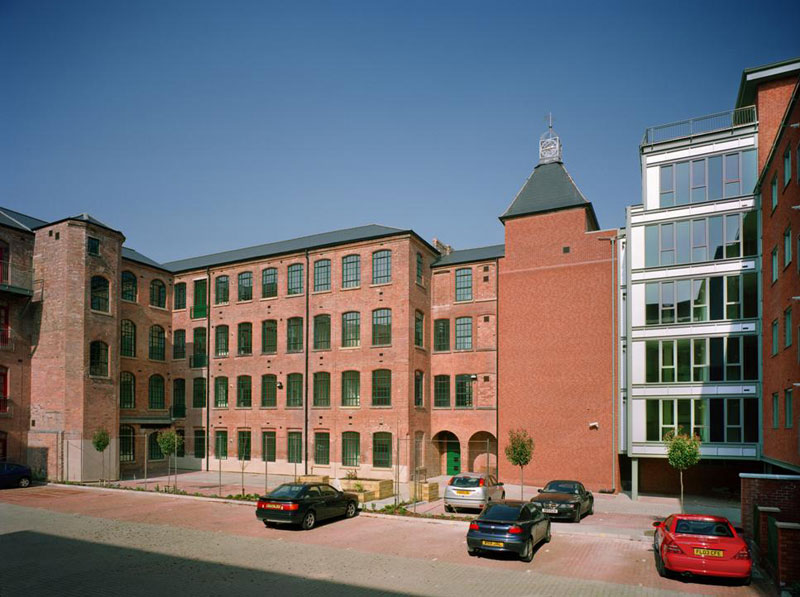 Flat 39 Raleigh Square Ng7 4dn Fish4accommodation Student Flats